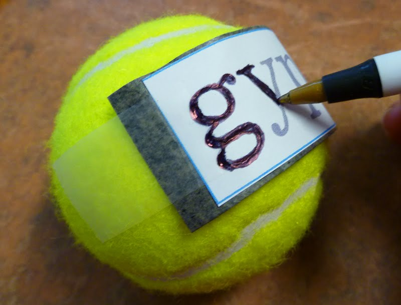 Be Sure That You Are In A Safe And Well Ventilated Area When Burning  Synthetic Fuzz.  Why Is There Fuzz On A Tennis Ball