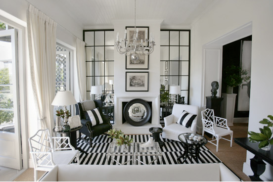 Black And White Stripe Obsession Life On Virginia Street