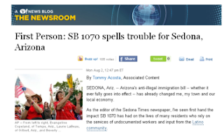 What are the symptoms of SB 1070?