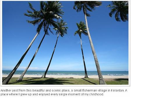 KELANTAN BEACH