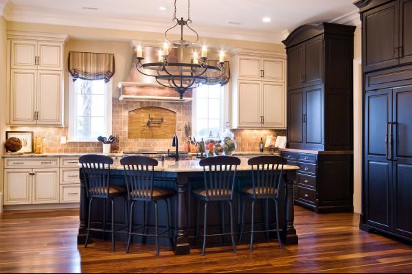 Painted Kitchen Islands - Emily A. Clark