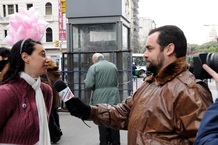 """COBERTURA DEL MEGA EVENTO 14 DE AGOSTO por """"Crónica TV"""""""