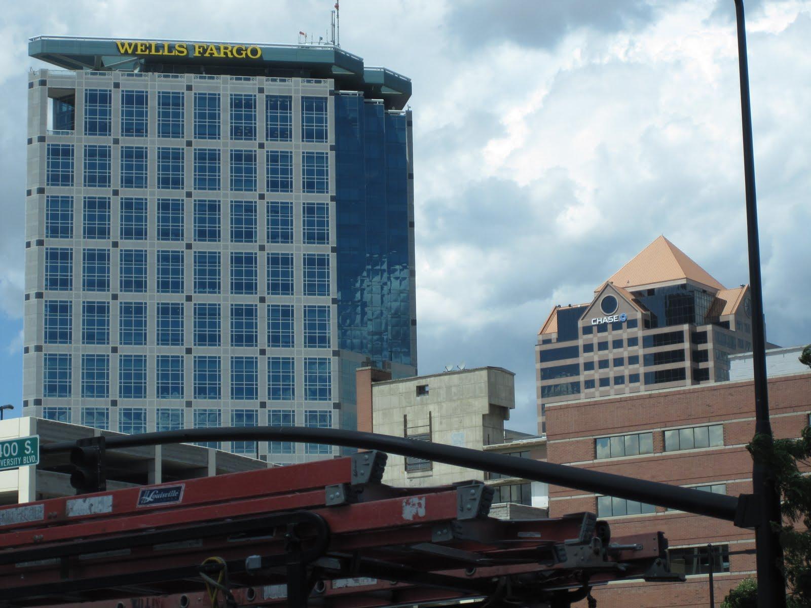 Wells Fargo Building Salt Lake City Parking