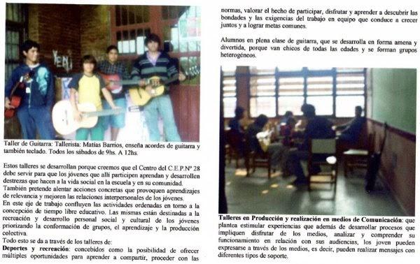 Colegio De Educaci N Polimodal N 28 General Lorenzo
