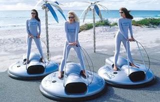 airboard kurs als hochzeitsgeschenk