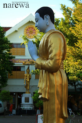 wat prasingha chiangrai Thailand