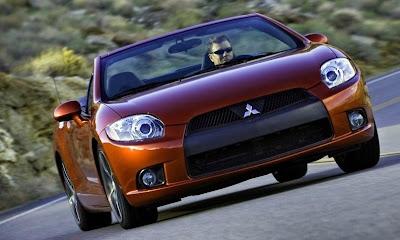 Mitsubishi Eclipse Spyder GT !
