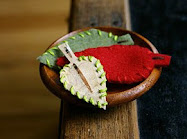 Birch Bark Leaves - Part 1