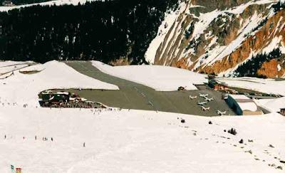 Increible aeropuerto de montaña 2