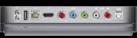 puertos Apple TV
