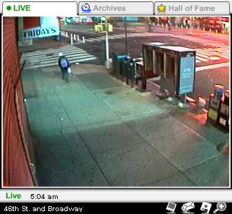 webcam Nueva York