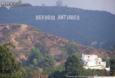 Refugio Antiaéreo Hollywood