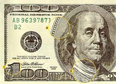 falsificar dinero