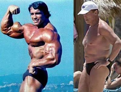 Arnold Schwarzenegger: Antes y ahora 2
