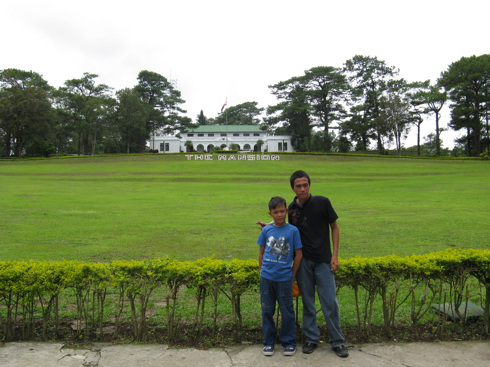 nestor soriano s family in baguio 2010 mines view park mansion