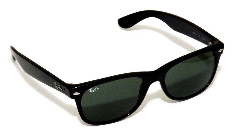 Очки с прозрачной оправой солнцезащитные