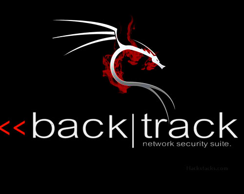 Something is. penetration testing with backtrack