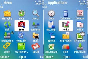 Free Nokia N96 Themes - Mobiles24