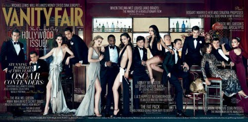 vanity fair hollywood issue 2011. Vanity Fair Magazine has