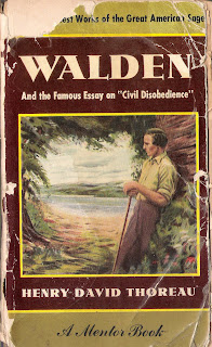 My Books Walden And The Famous Essay On Civil Disobedience Walden And The Famous Essay On Civil Disobedience