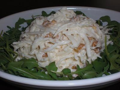Knolselderij Salade, Kereviz Salatasi