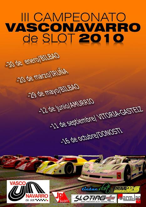 IIIcampeonato VASCO NAVARRO de slot.2010