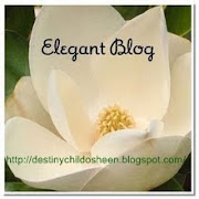 Elegant Blog Award