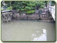 Canals or Klongs in Bangkok, Thailand