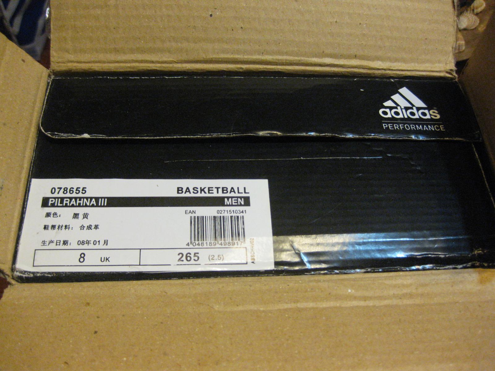 3 0 Review Adidas Sportlord Pilranha Las De Análisis xvTqTwXSF