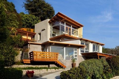 Places of decor unique beach house cottage design in laguna for Unique beach house decor