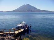 El lago de Atitlán