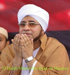 Habib Munzir bin Fuad Al Musawa