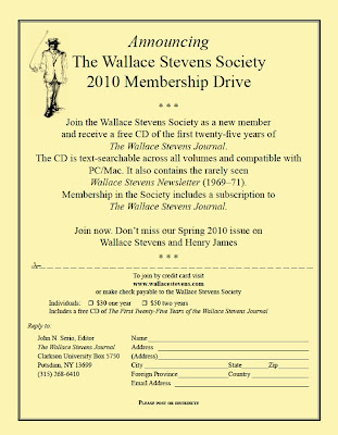 wallace stevens+essays From wallace stevens: selected poems practical essays, the cambridge companion to wallace stevens, and poetry for young people: wallace stevens.