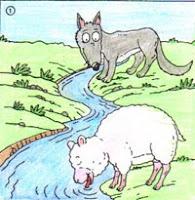 Clube de Leitura: O Lobo e o Cordeiro