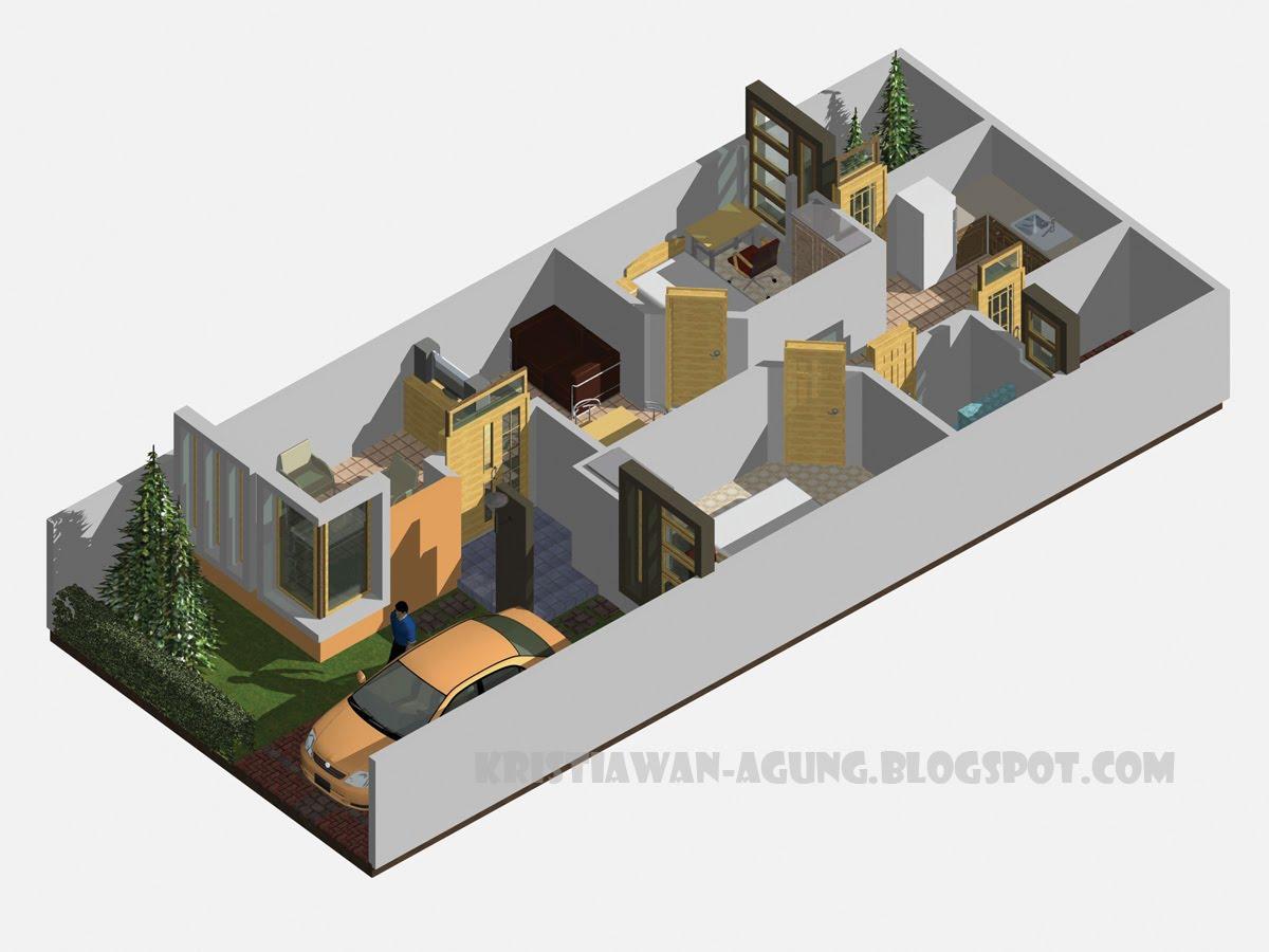 Desain Rumah Idaman