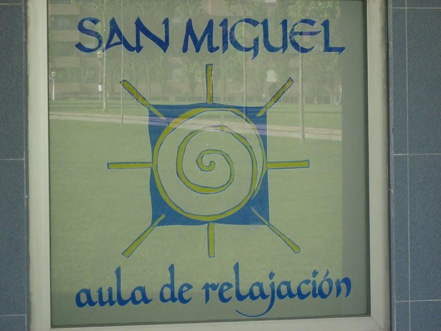 Aula de Relajación San Miguel