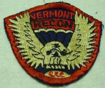 Vermont Recon