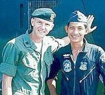 219 Phạm Ngọc Xuân và Đại Úy Lực Lượng Đặc Biệt Hoa Kỳ