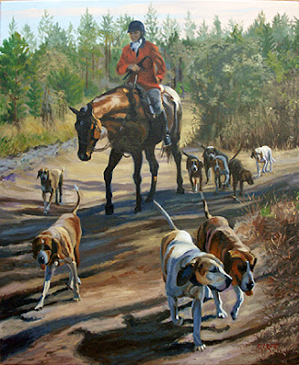 foxhunting