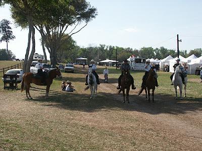 mounted deputies