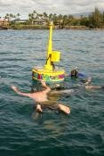 Launching the Buoy 2009