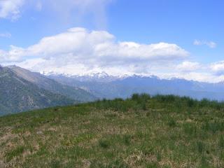 vista dal monte freidour