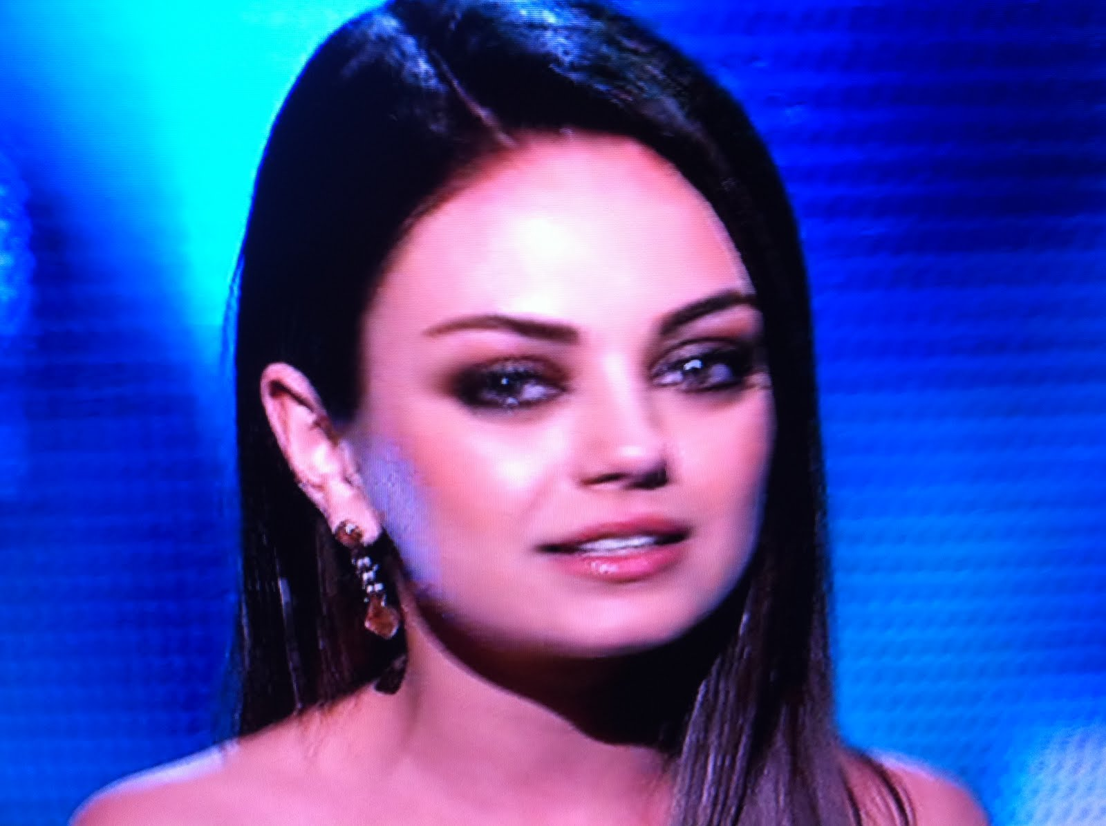 Mila Kunis Shares Secret that She Was Once Blind in One Eye ...