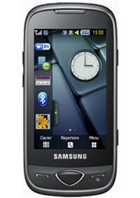 Upcoming Samsung S5560 Touchscreen Phone