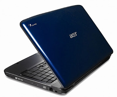 Acer Aspire 5738PzG – 15.6-inch Touchscreen laptop