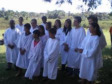 1º Batismo Coletivo da 5ª IPRB - Campo Grande/MS
