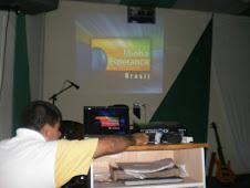 Culto de Lançamento do Projeto Minha Esperança Brasil.