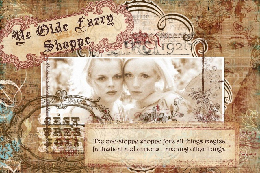 Ye Olde Faery Shoppe