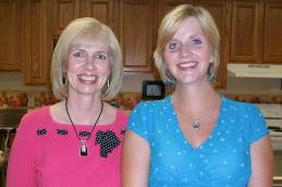 Sharon and Susan