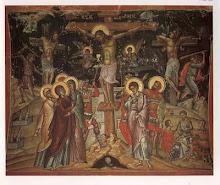Răstignirea Domnului nostru Iisus Hristos pentru iertarea păcatelor noastre